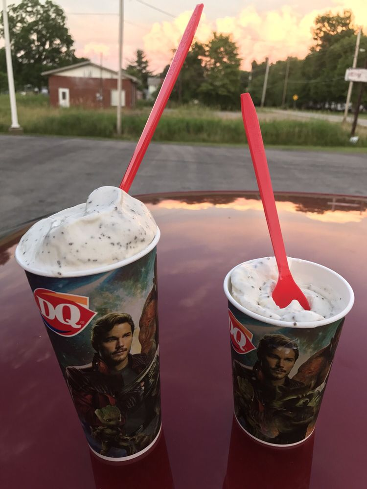 Dairy Queen: 1293 Franklin Rd, Jackson Center, PA