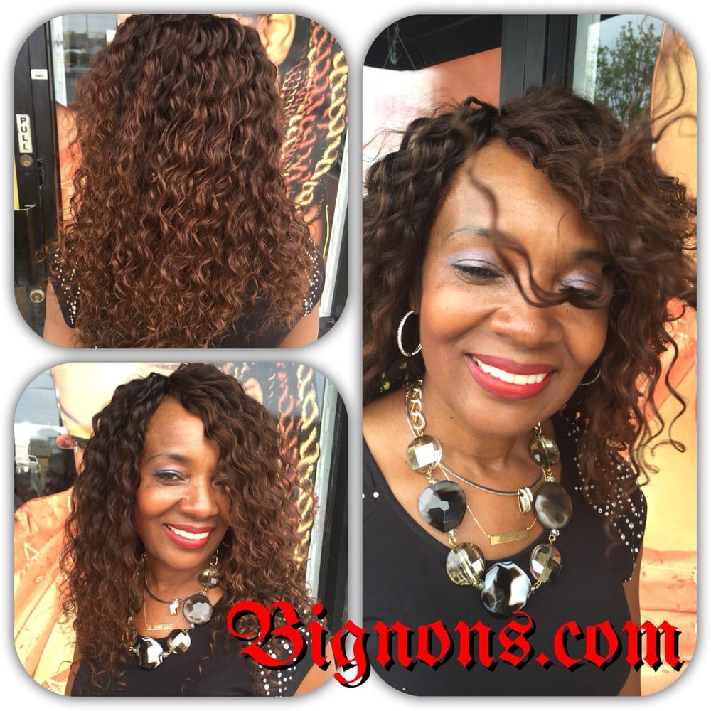 Bignons Hair Braiding Sew In Weave Yelp