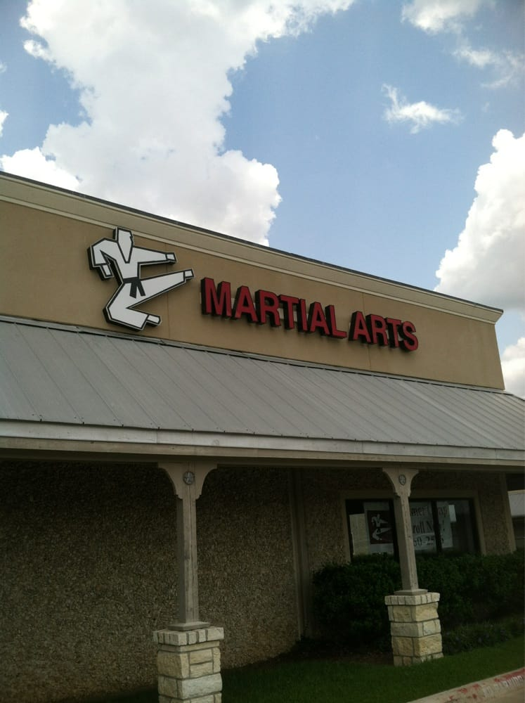 The Martial Arts Center: 2551 Texas Ave, College Station, TX