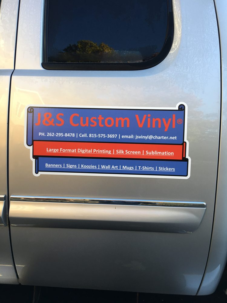 J&S Custom Vinyl: Genoa City, WI