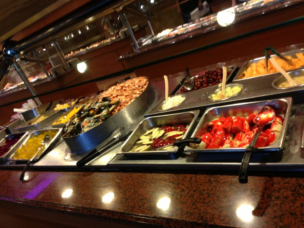 New china buffet iii 39 photos 44 reviews buffets for Asian cuisine hoover al
