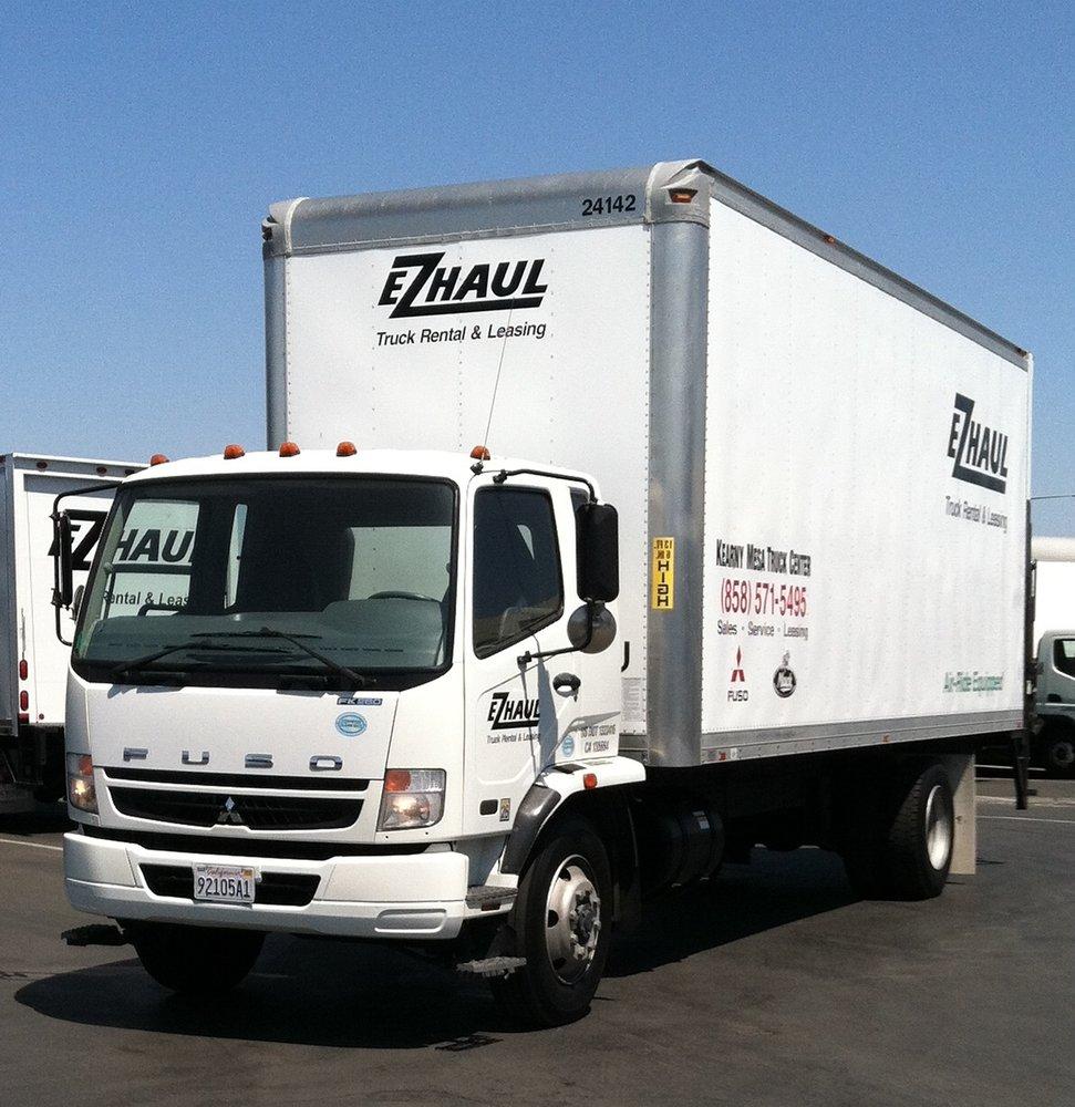 E Z Haul Truck Rental & Leasing