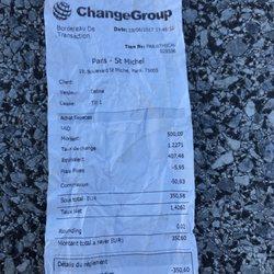 Cen change 10 avis bureau de change 70 bd de strasbourg 10 me paris num ro de - Bureau de change paris 7 ...