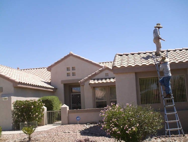 Affordable Local Roofing Contractors Near Sun City West Az