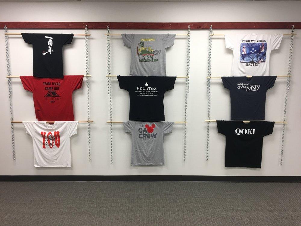 Printex 11 Foton Screen Printing T Shirt Printing