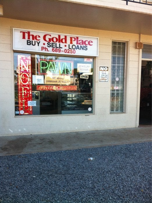 The Gold Place