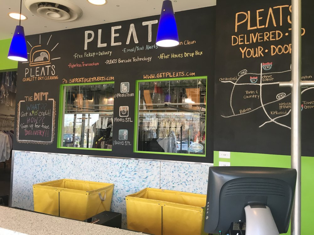 Pleats Cleaners: 13275 Manchester Rd, Saint Louis, MO