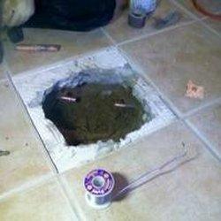 Image result for slab leak repair