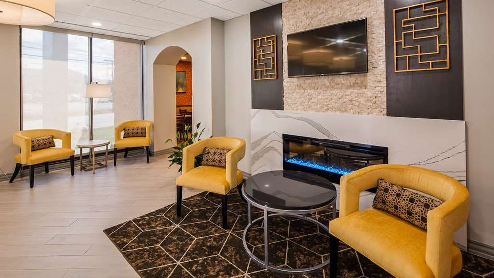 Best Western North Roanoke: 2545 Lee Hwy, Troutville, VA