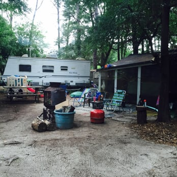 Photo Of Carolina Beach Family Campground Wilmington Nc United States