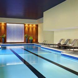 Photo Of Le Centre Sheraton Montreal Hotel Qc Canada Pool