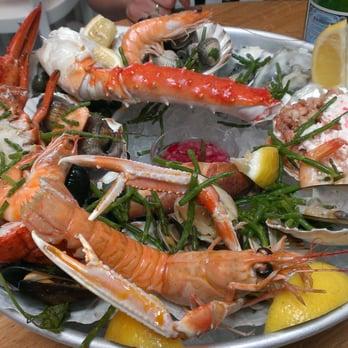 The seafood bar 441 foto 39 s 155 reviews vis van for Seafood bar van baerlestraat