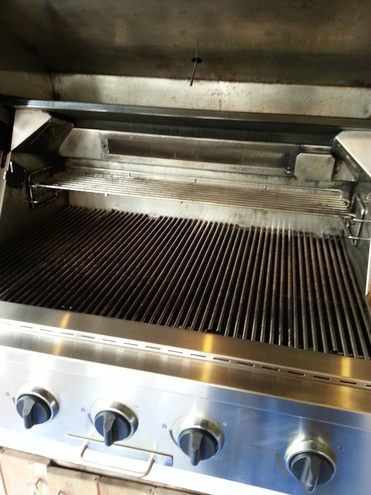 Ultimate Grill Cleaning