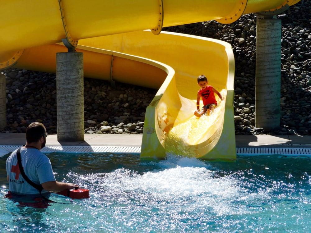 Asotin County Aquatic Center: 1603 Dustan Lp, Clarkston, WA
