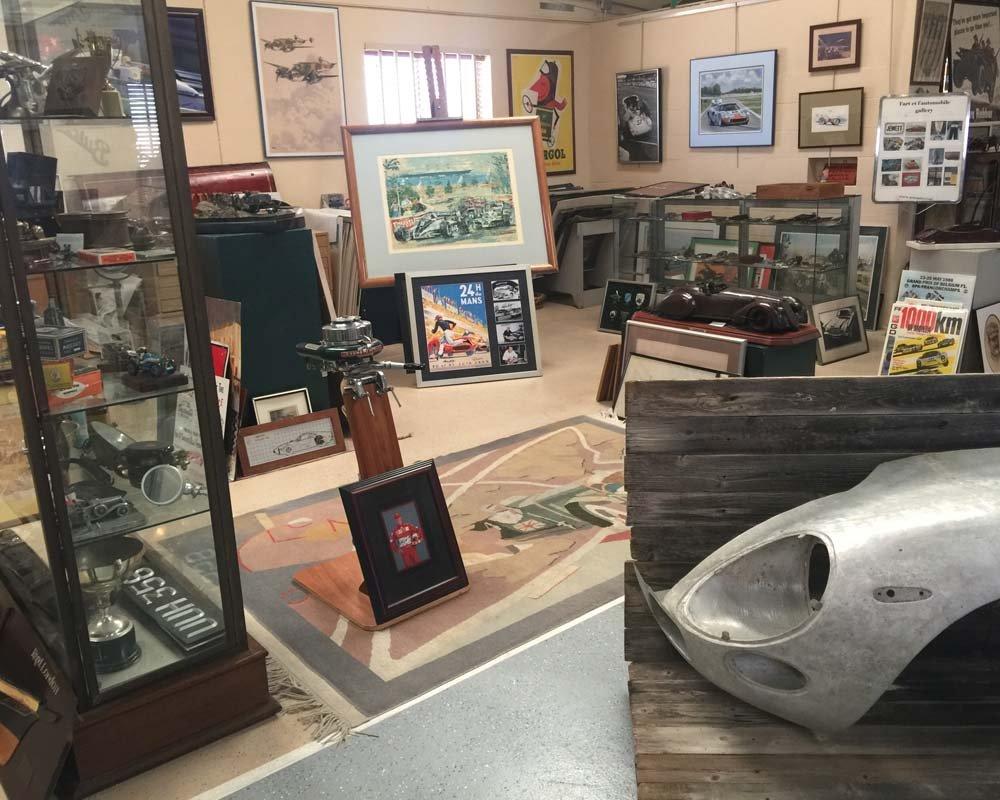 l'art et l'automobile: Harper, TX