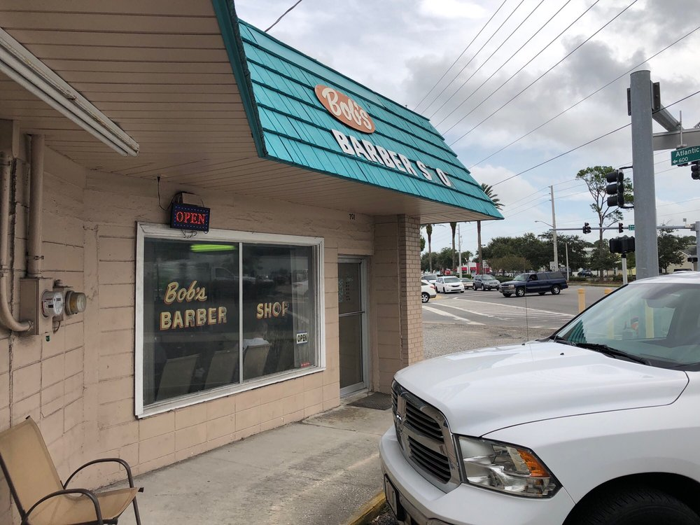 Bob's Barber Shop: 701 Atlantic Blvd, Atlantic Beach, FL