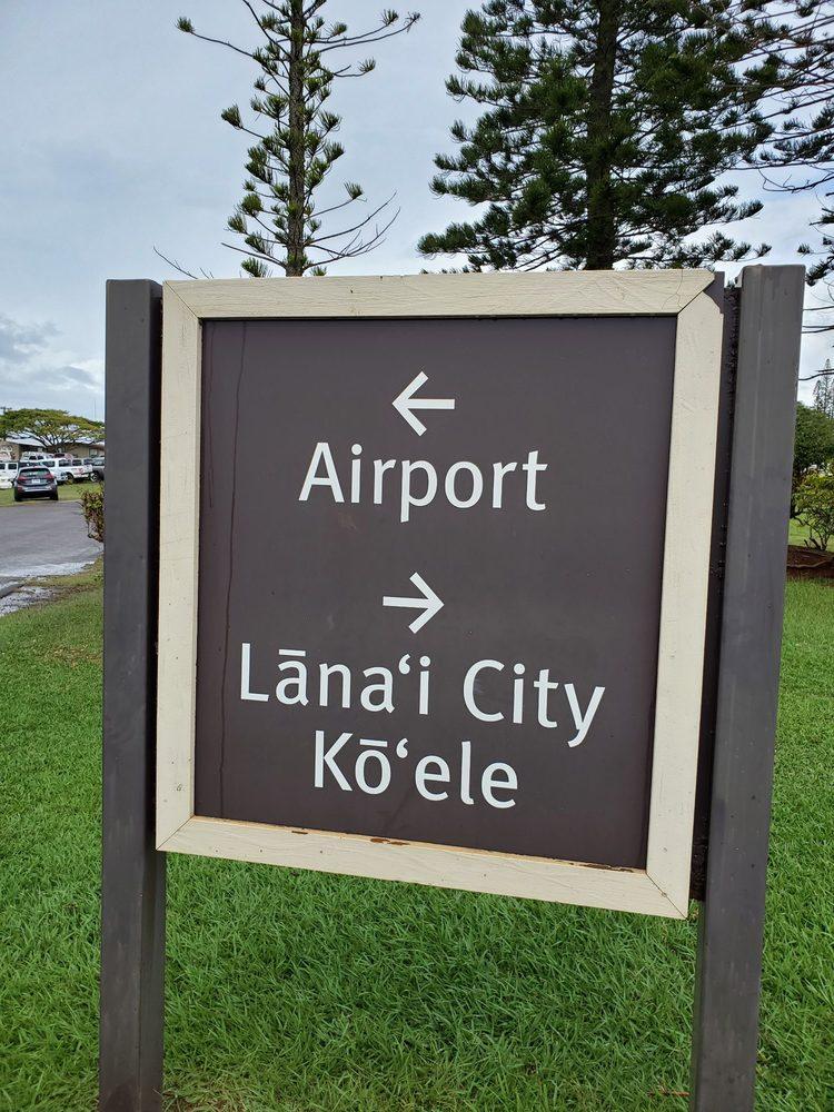 Island of Lanai: Lanai City, HI