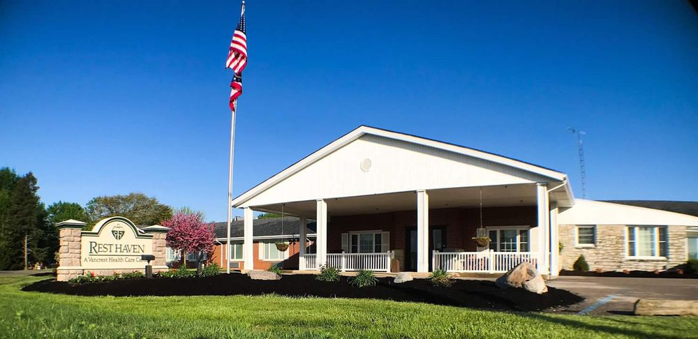 Rest Haven: 1096 N Ohio St, Greenville, OH