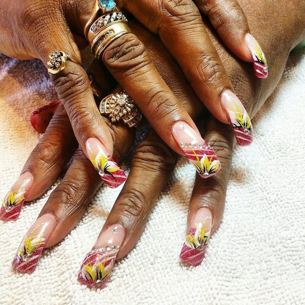 Pro Top Nails - 46 Photos & 24 Reviews - Nail Salons - 143 E Lomita ...