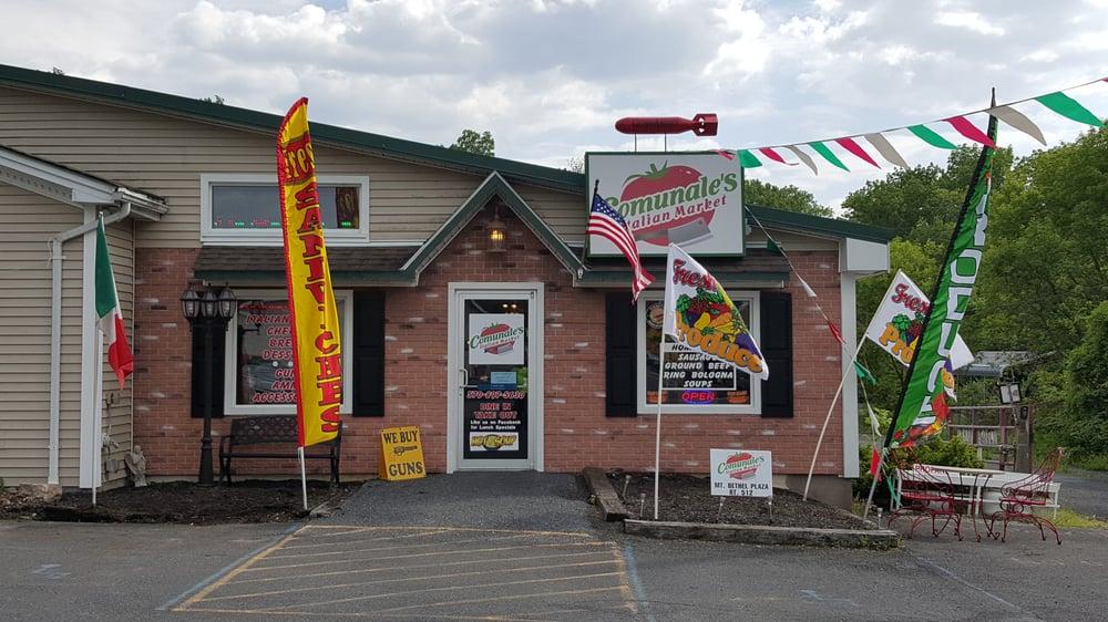 Comunale's Italian Market: 1 Mount Bethel Plz, Mount Bethel, PA