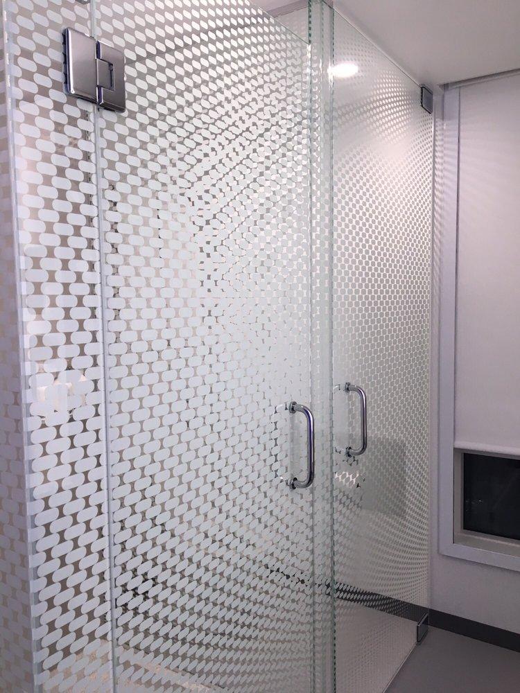 Photo Of YOTEL Boston   Boston, MA, United States. Shower Stall With Toilet