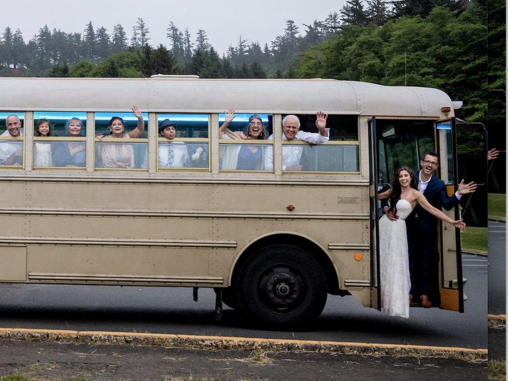 Shanghai Portland Party Bus & Tours