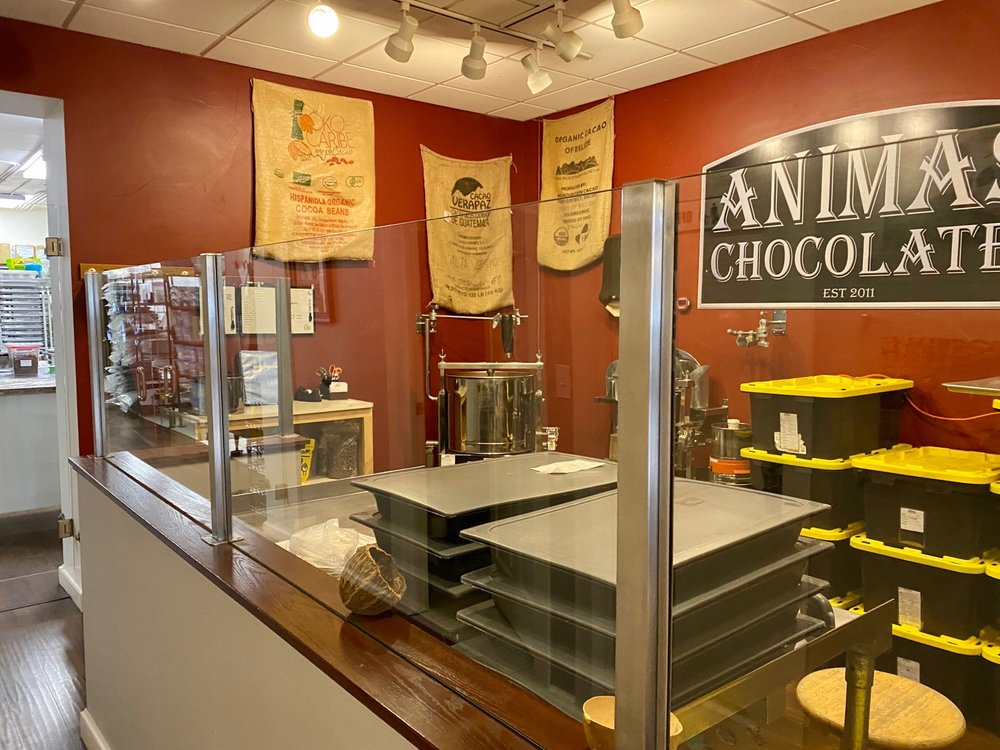 Animas Chocolate Company: 920 Main Ave, Durango, CO