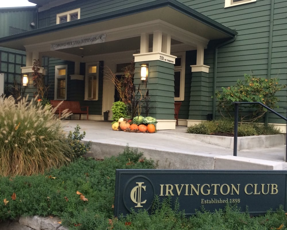 The Irvington Tennis Club