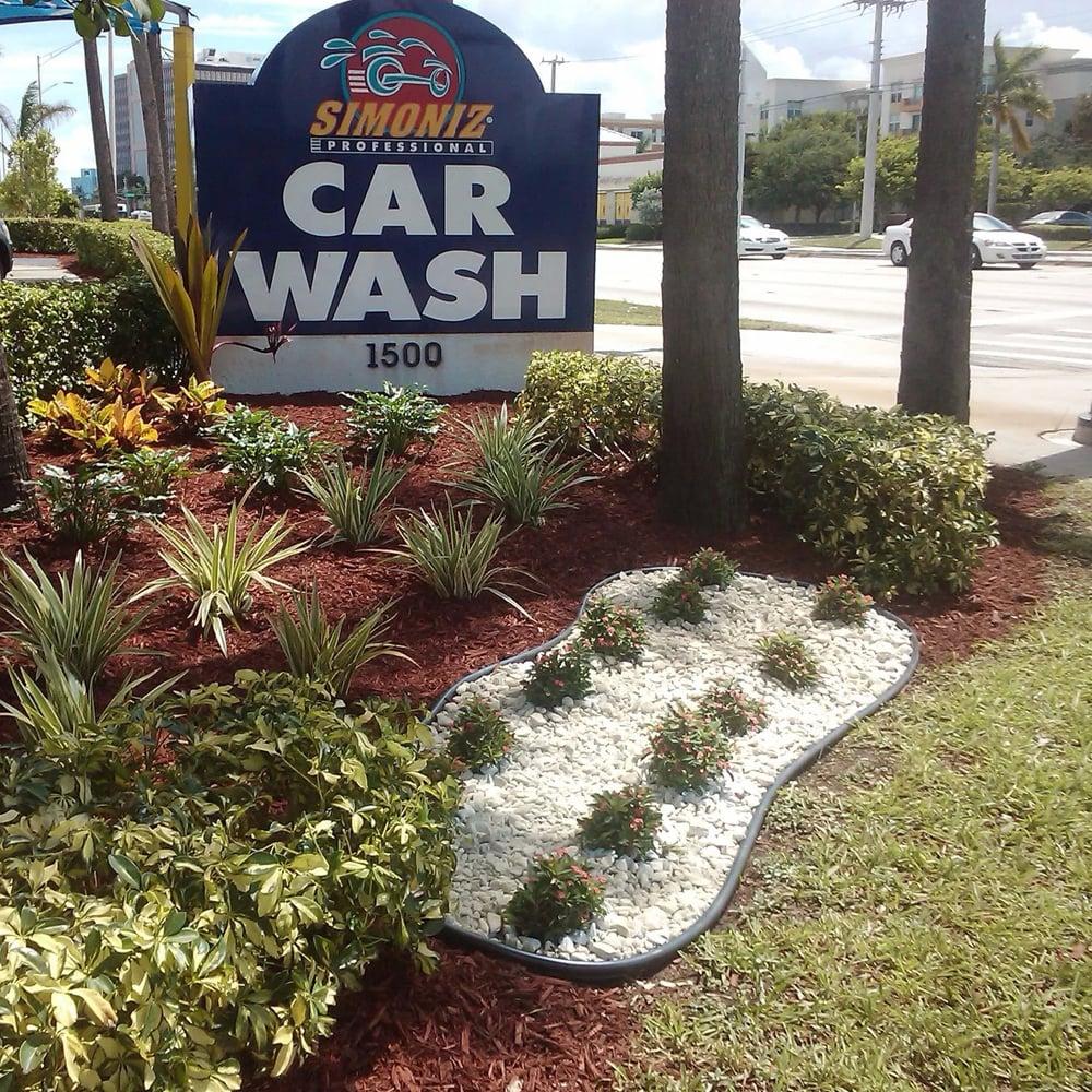 Simoniz Car Wash Pompano Beach Fl