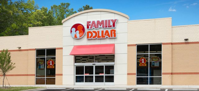 Family Dollar: 1045 Kern St, Taft, CA