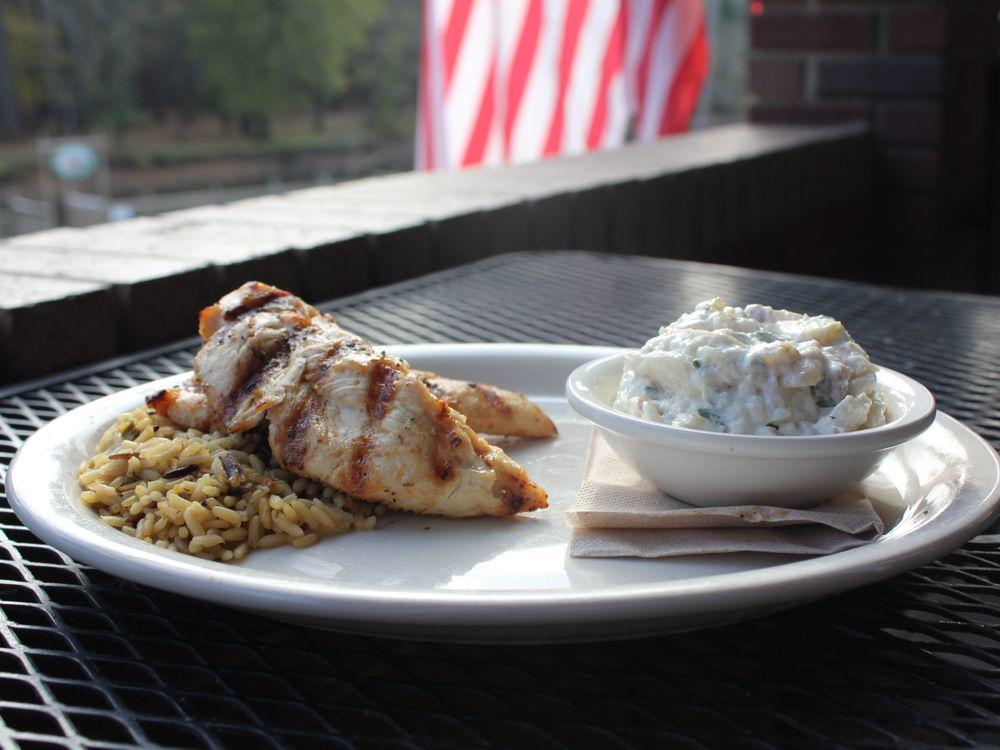 Jacob Myers Restaurant on the River: 185 Chickamauga Dr, Dayton, TN