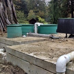 Above Grade Septic - Septic Services - 1429 Ave D, Snohomish