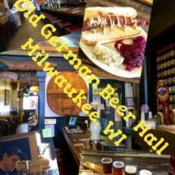 Photo Of Old German Beer Hall Milwaukee Wi United States
