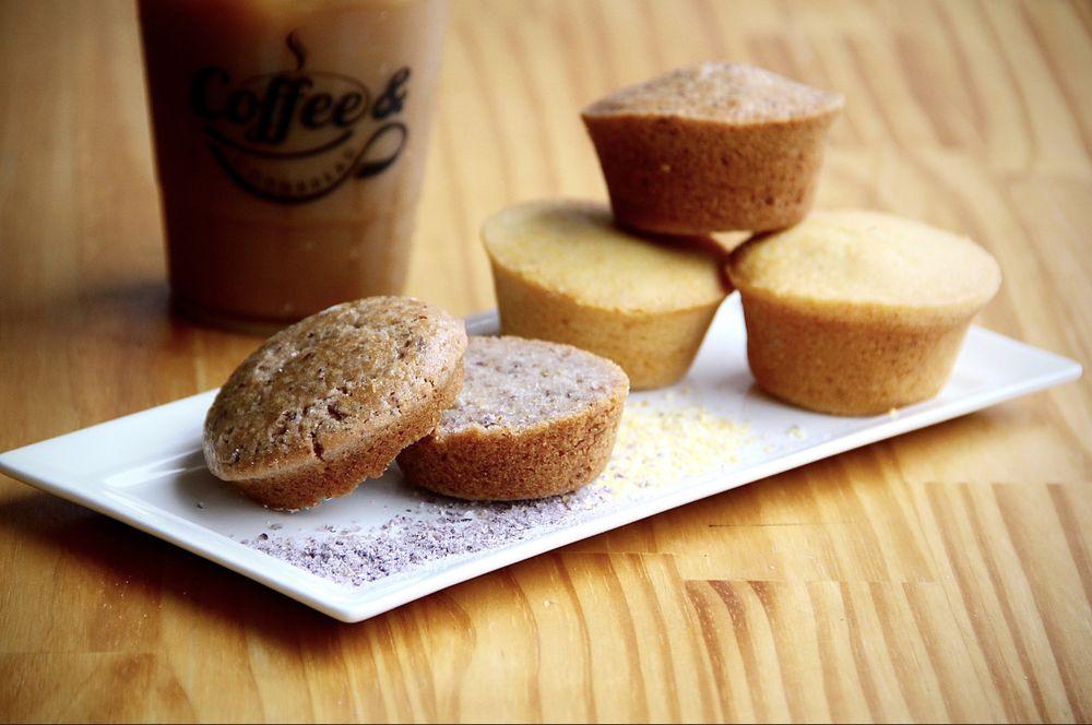 Social Spots from Coffee & Cornbread