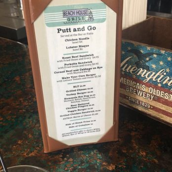 The Beach House Grill Stratford Ct