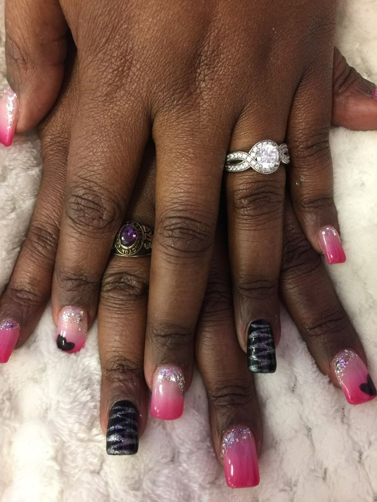 Crystal Nails Salon: 1400 Haddonfield-Berlin Rd, Cherry Hill, NJ
