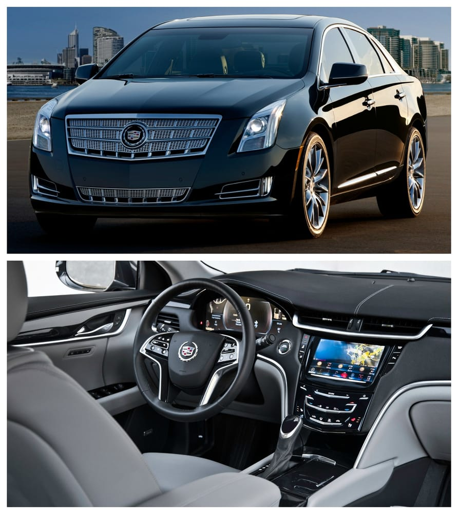 Cadillac Car Rental: Budget Rent A Car
