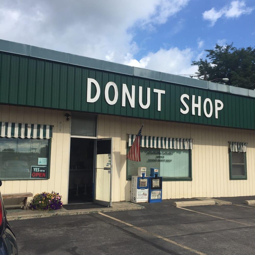 Donut Shop: 501 Main St, Huron, OH
