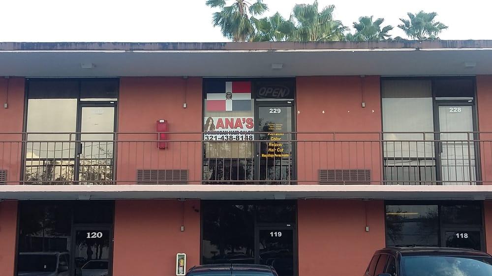 Ana 39 s dominican salon new address 8421 south orange for A new image salon orlando