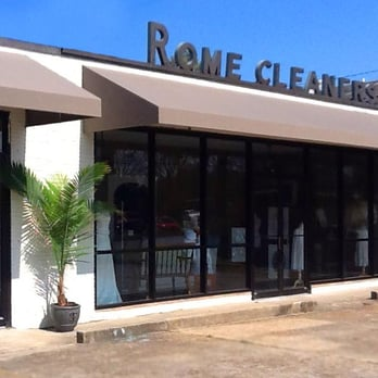 Rome cleaners laundry services 4425 government st for Wedding dress cleaning baton rouge
