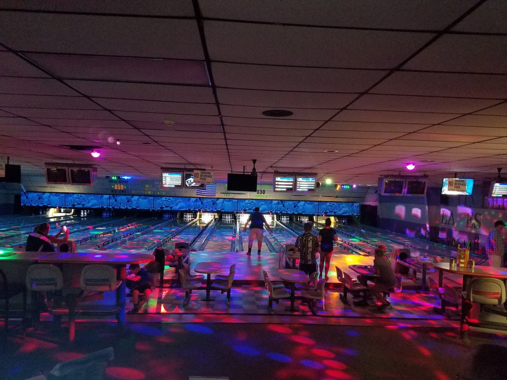 Social Spots from Timber Lanes