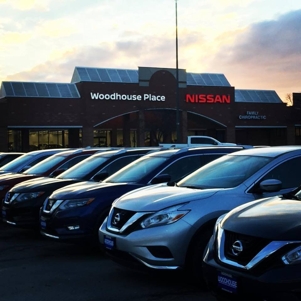 Woodhouse Place Nissan