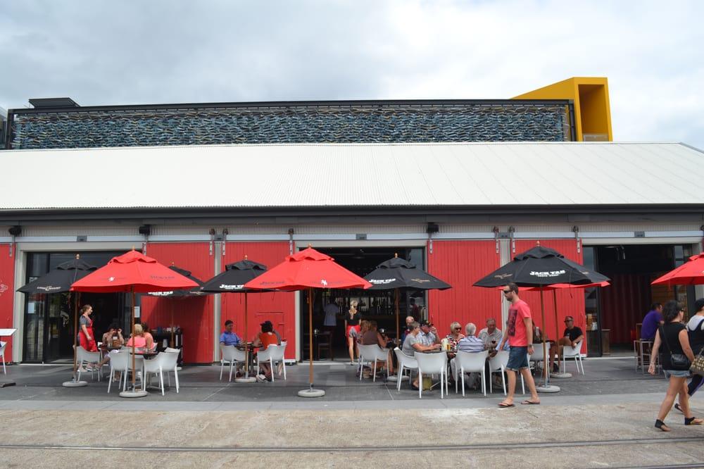 North Wharf Restaurants Auckland
