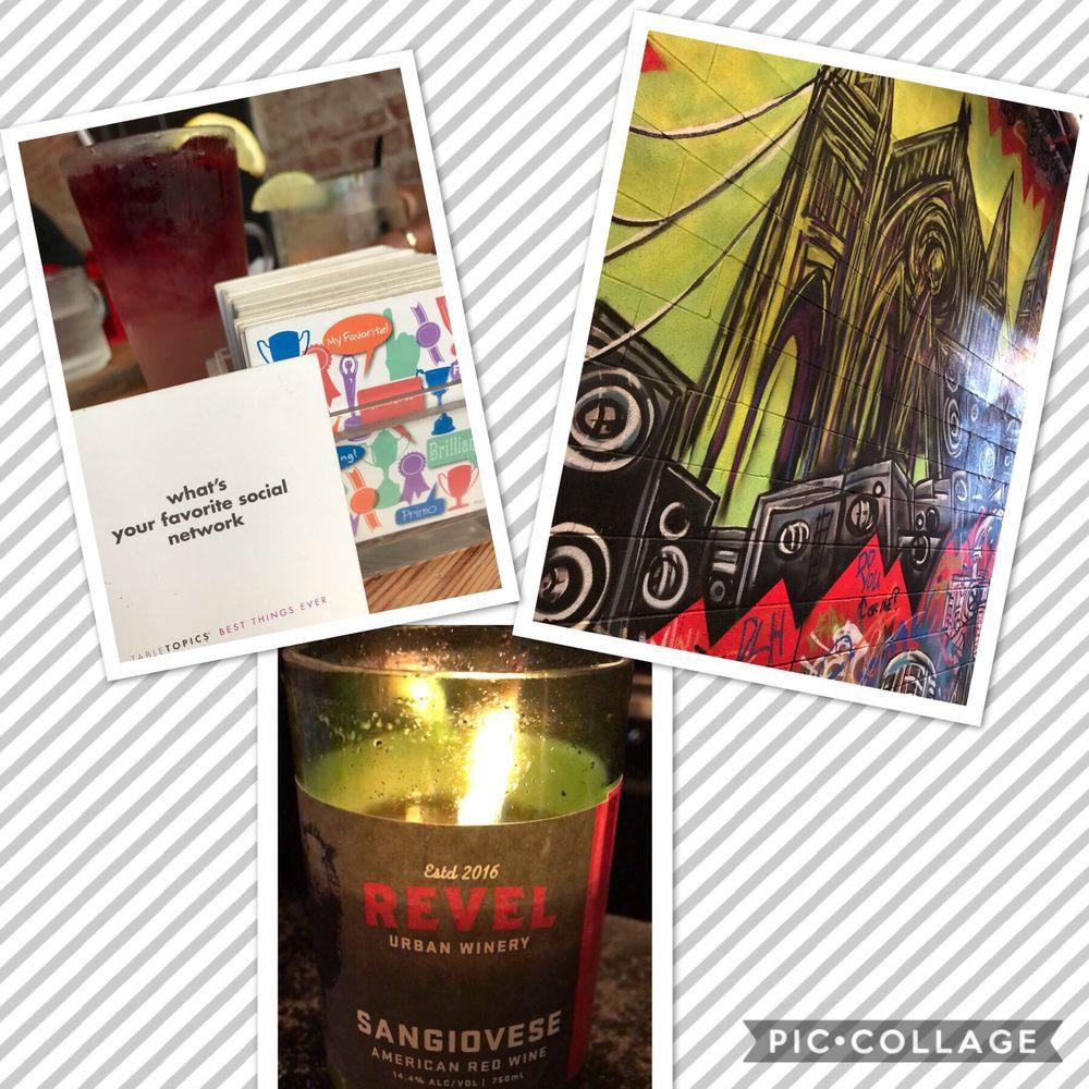 Revel OTR Urban Winery: 111 E 12th St, Cincinnati, OH