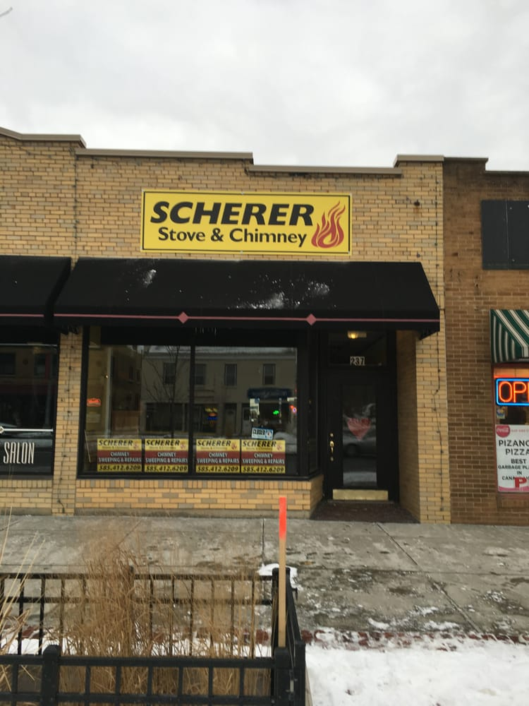 Scherer Stove & Chimney: 237 S Main St, Canandaigua, NY