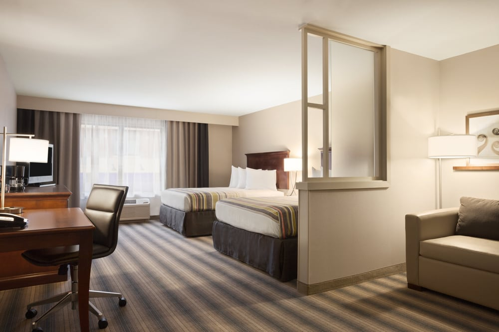 Country Inn & Suites by Radisson in Anaheim offers family-friendly accommodations near Disneyland Resort theme parks and the Downtown Disney District. King Studio Suite View Photos for King Studio Suite - Opens Dialog. Room Views Vary and Are Assigned upon Check-In. .