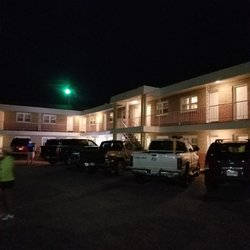 Photo Of Starlite Motel Springfield Co United States Outside At Night