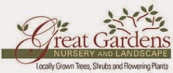 Great Gardens Nursery and Landscape: 4311 Wiggins Mill Rd, Wilson, NC