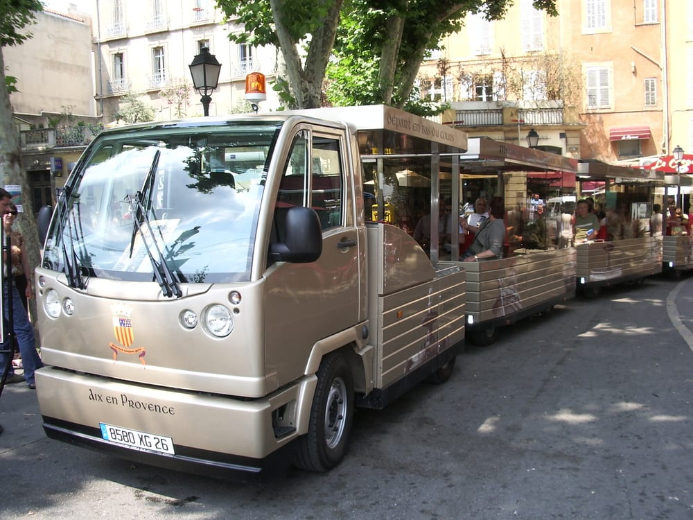 le mini tram d aix en provence f hrungen touren 6 cours mirabeau aix en provence. Black Bedroom Furniture Sets. Home Design Ideas