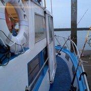 Riptide charters 59 photos 22 reviews fishing 27 for Half moon bay pier fishing